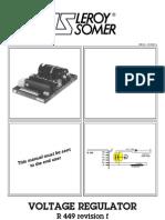 leroy somer R 449 manual