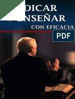 Predicar y Ensenar Con Eficacia (Spanish Edition)