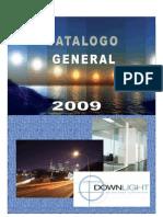 CATALOGO GENERAL DOWNLIGHT