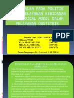 PPT Kelompok 6 Profesional Kebidanan