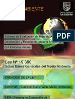 Medio Ambiente - DIA EIA