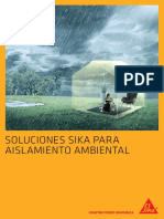SOLUCIONES SIKA PARA AISLAMIENTO AMBIENTAL (1)