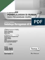PG Kelas IV - Tema 7 - Indahnya Keragaman di Negeriku (Perangkat)