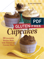 Recipes from Gluten-Free Cupcakes by Elana Amsterdam