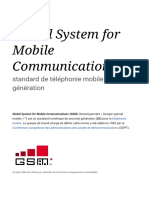 Global System for Mobile Communications — Wikipédia