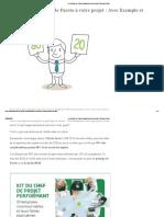 Le Principe de Pareto Appliqué à Votre Projet_ Exemple Excel
