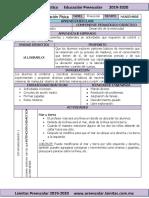 Noviembre - 05 Educación Física (2019-2020)
