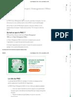 Project Management Office _ Rôle Et Responsabilités Du PMO