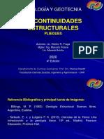 Discontinuidades Estructurales (Pliegues) 170920