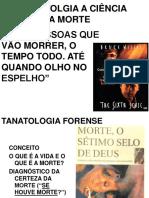 Aula 2 - Tanatologia Forense