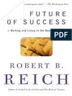 The Future of Success (Excerpt)