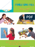Family Time Felt Catalog