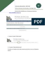 Instructivo para Inicio de Expedientes en Provincia de Buenos Aires
