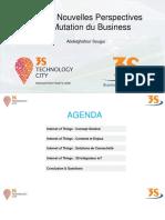 3S IOT Les Nouvelles Perspectives Et La Mutation Du Business