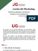 5. Tendencias Globales y Locales en la mercadotecnia