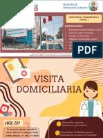 VISITA DOMICILIARIA..