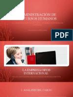 AA3 –EVAO2 Estudio de Caso Aplicando Las Normas de Contratación de Personal