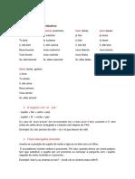 Modulo de francês - 3