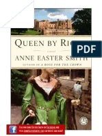 QUEEN BY RIGHT by Anne Easter Smith – read an excerpt!