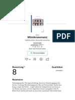 Mimikresonanz von Dirk W. Eilert — Gratis-Zusammenfassung