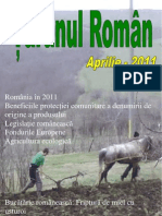 Taranul Roman - Aprilie 2011