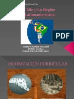 Chile y La Región Latinoamericana