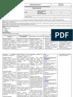Planificación Microcurricular Primer Parcial 8º Egb Ee.ss