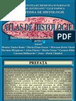 Atlas de Histologie(anatomie)