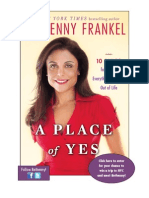 A PLACE OF YES by Bethenny Frankel –an excerpt on parenting, sex, and in-laws
