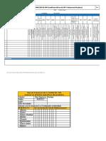 Formato Hoja de Verificacion de Epps