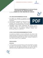 1.1.c.-plan de Gestion Environnementale Et Sociale
