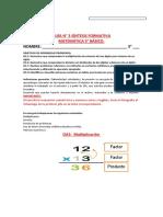 matematica 5 multiplicacion 2
