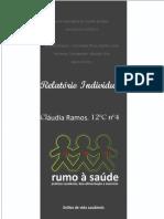 Relatorio Individual - Cláudia Ramos