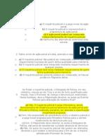 Questões Proc Penal 1