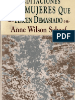 Wilson Anne - Meditaciones Para Mujeres Que Hacen Demasiado