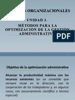 DESAROLO DEL CAP. 3 MODELO ORGANIZACIONAL.(1)
