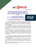 26 enero 2004 El sindicalismo conciliador y reformista.