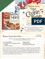 Best-Ever Cookies Virtual Cookie Swap Recipes