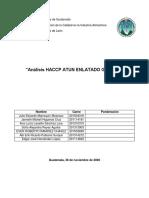 Plan Haccp Atun Enlatado _grupo 5