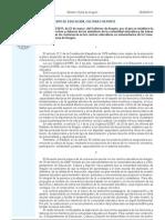 Carta de derechos y deberes de los miembros de la comunidad educativa