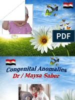 congenital anomaly2011