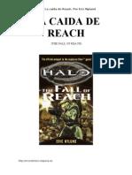 MH - Halo - La caida de Reach