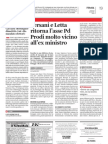 Bersani - Letta su l'Unità