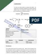 sintesis del éter B-naftilmetilico