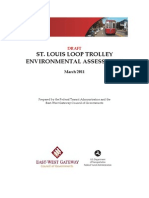 Loop Trolley Draft EA and Appendicies