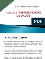 Fluxo e Representação de Dados