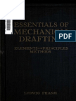 Essentials of mechanical drafting