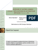 S-procedure Olivier Bachelier