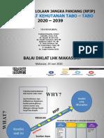 PRESENTASI RPJP KHDTK 2019 - 2039 2