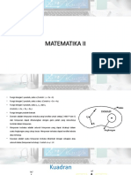 Matematika II - 1